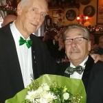 Gijs 70 jaar lid